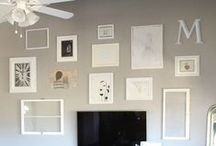Decorate | Walls / How to add textures and color to your walls. / by Leanne {Organize & Decorate}