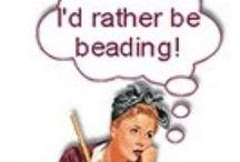 Feeding the Creative Heart: Beads / beading love, beading inspiration, beads, beads, beads!  / by Andrea Bella Terra