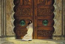 Thresholds and Portals / by Andrea Bella Terra