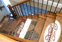 Decorate | Basement / Great ideas for finishing off the basement. / by Leanne {Organize & Decorate}