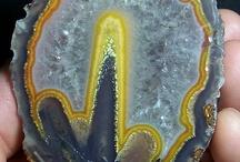 Gems, Minerals, Rocks, Fossils,Geology / by Doris Parton