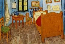 Vincent van Gogh / by Doris Parton