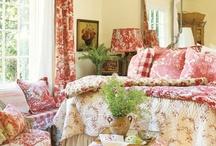 Bedrooms / by Clara Carlton