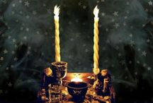 Altars - the sacred impulse / humans creating scared space / by Andrea Bella Terra
