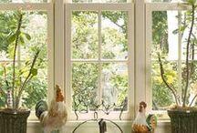 Kitchens / by Clara Carlton