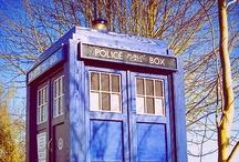 Doctor Who / by Ava Fojtik