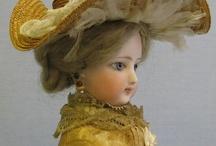 Dolls / by Clara Carlton