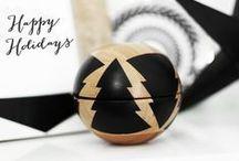 Happy Holidays! / by Ginny Juresich