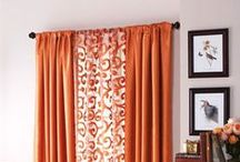 Decorate | Windows / Window curtains, shades and ways to decorate your windows. / by Leanne {Organize & Decorate}