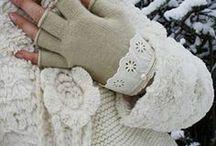 Knit Fashion / by Clara Carlton