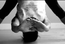 yoga yoga  / by Hannah Lee