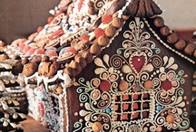 Gingerbread muse / by Andrea Bella Terra