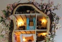 Fairy House Inspiration / by Andrea Bella Terra