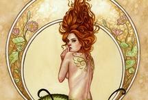 mermaid party / by Andrea Bella Terra