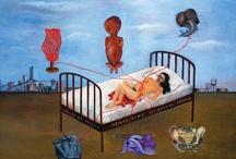 Frida Kahlo / Art / by Doris Parton