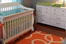 Decorate | Nursery / Ways to decorate your baby's nursery. / by Leanne {Organize & Decorate}