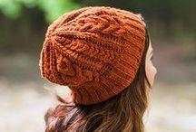 knitting - winterwear / Hats, scarves, cowls, mittens, headbands, socks, slippers.  Follow my knitting: www.cleversweater.com