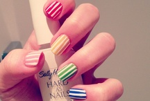 nails / by Chloe Dowsett