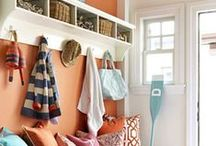 Organize | Mud room / Mud room designs and organization. / by Leanne {Organize & Decorate}