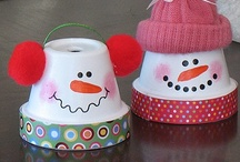 Holiday DIY / DIY projects for Holiday decorating / by Katie Miller