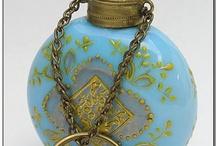 Flasks/Perfume Bottles / by Clara Carlton