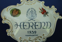 Herend Porcelain / by Clara Carlton