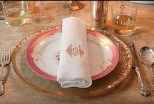 Tablescapes / by Clara Carlton
