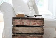 Pallet love / by The Sweet Life