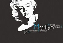Marilyn Monroe / feel free to add as many pinners and pins as u want there is no limet have fun
