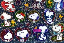 snoopy/Peanuts / by Erica Geurts