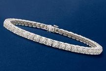 Diamonds / We think carats are good for us! So we're pinning a large dose of diamond earrings, diamond necklaces, diamond bracelets and estate diamond jewelry. Love! / by Ross-Simons Jewelry