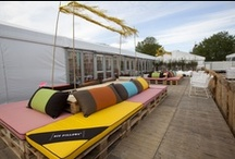 Libelle zomerweek 2013 / Vip Deck & Stand by Big Pillows