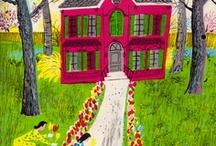 Krum North! / Ideas for Bobbi's new house / by Janice Ramey