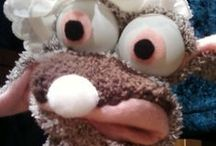 My Puppets / Puppets I have made or used.
