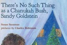 Chrismukkah - For the Jew who wants to be merry / Gather 'round the Chanukah Bush, kids! Grandma's gonna tell us a story about her lumbago.