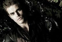 Paul WESLEY tvd / All so known as Stefan on the tvd / by Erica Geurts