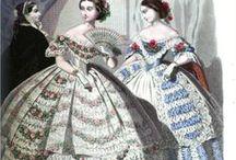 Fashion Plates / by Clara Carlton