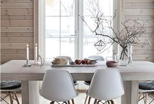 scandinavian design and style / by Grace Brooks