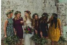 Bridesmaids / by Imogen, Halliday's Vintage
