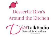 Desserts: Diva's in Aprons and Around the Kitchen
