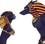 Египетская Сила. Вышивка и Рисунки