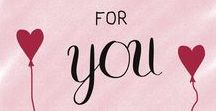 Valentine's cards / Find the best ideas for you valentines day card
