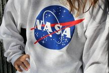 Nasa clothes
