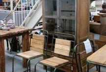 Op de Westfriese Beurs / Al meer dan 35 jaar zijn wij hét adres voor het kopen en verkopen  van nieuwe, Outlet, Vintage, Retro en Design meubelen & artikelen.