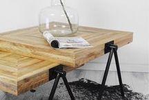 Bijzettafels / De unieke combinatie van nieuwe, vintage, outlet, retro en tweedehands meubels en woonaccessoires, bij de Westfriese Beurs