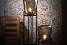Lampen / De unieke combinatie van nieuwe, vintage, outlet, retro en tweedehands meubels en woonaccessoires, bij de Westfriese Beurs