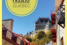 Québec City (Canadá) - Dicas e Roteiros de Viagem • Blog Vivajando / Seleção de fotos, roteiros, guias e dicas de viagem e passeios relacionados à cidade de Québec City, QC Canada  ✦ Fotografias extraídas dos posts do blog de viagens Vivajando • Onde Vida e Viagem se Encontram: www.vivajando.com