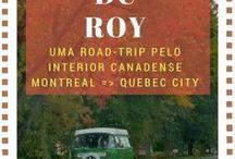 Chemin du Roy (Canadá) - Dicas e Roteiros de Viagem & Road Trip • Blog Vivajando / Seleção de fotos, roteiros, guias e dicas de passeios relacionados à rota cênica de Chemin du Roy (Caminho do Rei) pelo interior canadense, partindo de Montreal até a cidade de Québec - Canadá.  ✦ Fotografias extraídas de posts do blog de viagens Vivajando • Onde Vida e Viagem se Encontram: www.vivajando.com