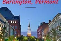 Burlington, Vermont (USA) -  - Dicas e Roteiros de Viagem • Blog Vivajando / Seleção de fotos, roteiros, guias e dicas de passeios relacionados à cidade americana de Burlington, no estado de Vermont - Estados Unidos.  ✦ Fotografias extraídas de posts do blog de viagens Vivajando • Onde Vida e Viagem se Encontram: www.vivajando.com