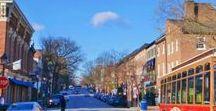 Alexandria, Virginia (USA) - Dicas e Roteiros de Viagem • Blog Vivajando / Seleção de fotos, roteiros, guias e dicas de passeios relacionados à cidade americana de Alexandria, no estado da Virginia - Estados Unidos.